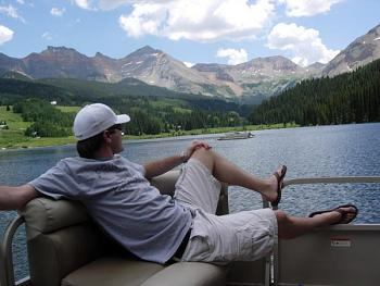 Fishing Near Telluride